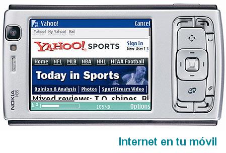 """Movistar y Vodafone promocionan gratis su """"internet en el móvil"""""""