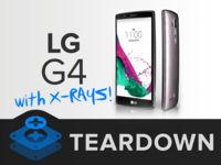 LG G4 destripado por iFixit con un notable alto en reparabilidad