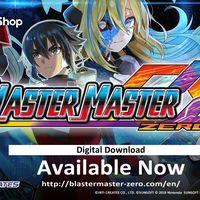 Blaster Master Zero 2 llega hoy mismo a Nintendo Switch. Jason y Sophia se van de tour por el espacio