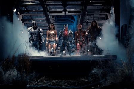'Liga de la Justicia', primeros carteles y teasers del tráiler