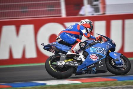Mattia Pasini Gp Argentina Moto2 2018