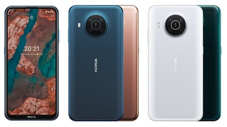 Nokia X20 X10 Oficiales Caracteristicas Tecnicas