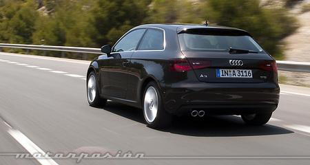Audi A3, presentación y prueba en Mallorca (parte 2)