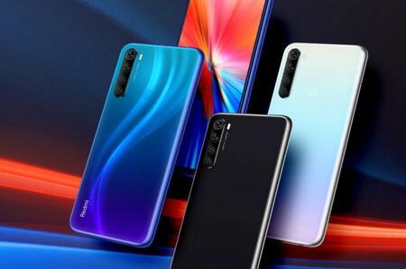 Xiaomi Redmi Note 8 2021 Oficial Colores