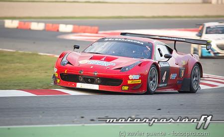 Ferrari se impone en las 24 horas de Barcelona