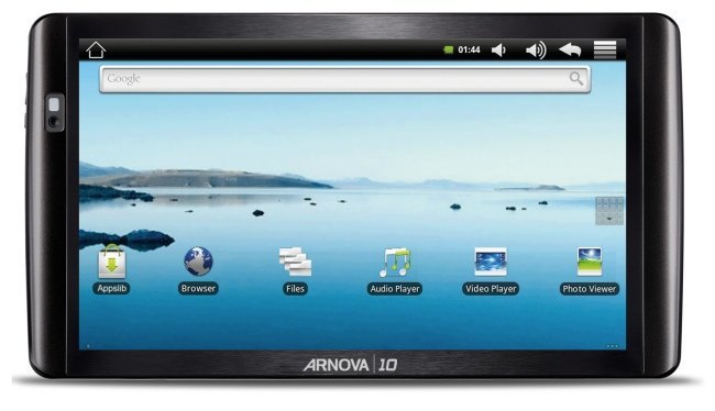 Arnova 10 tablet Android barato
