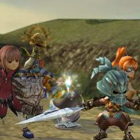 Final Fantasy Crystal Chronicles Remastered vendrá acompañado de una demo con cooperativo y crossplay