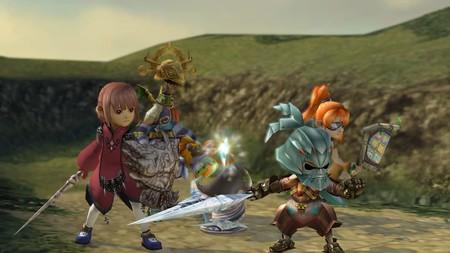 Final Fantasy Crystal Chronicles Remastered vendrá acompañado de una demo con cooperativo y crossplay