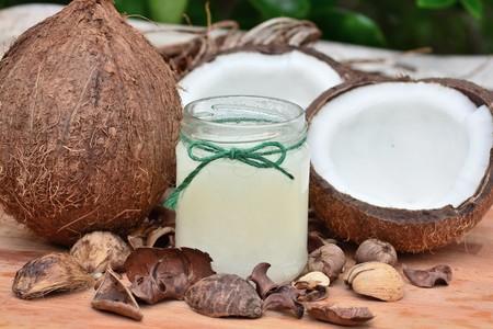 como preparar el aceite de coco para bajar de peso