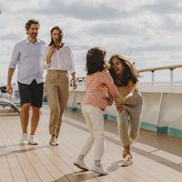 Escenas familiares para entender el auge de los cruceros (contadas por cuatro cruceristas)
