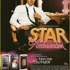 Foto 3 de 3 de la galería taylor-lautner-star-ambassador en Poprosa