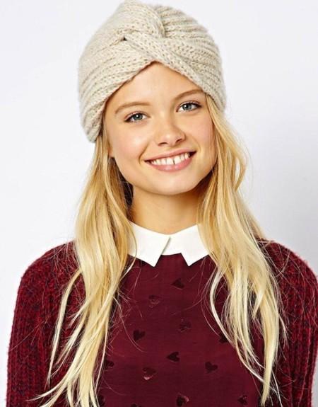 turbante de lana