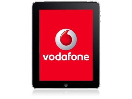 Vodafone muestra sus tarifas de datos para el iPad 3G español