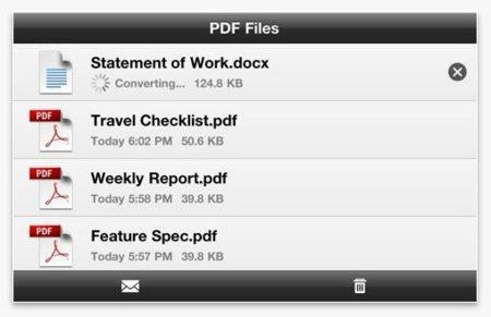 Adobe CreatePDF