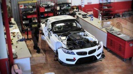 BMW Z4 GT3 condensado en 4 minutos