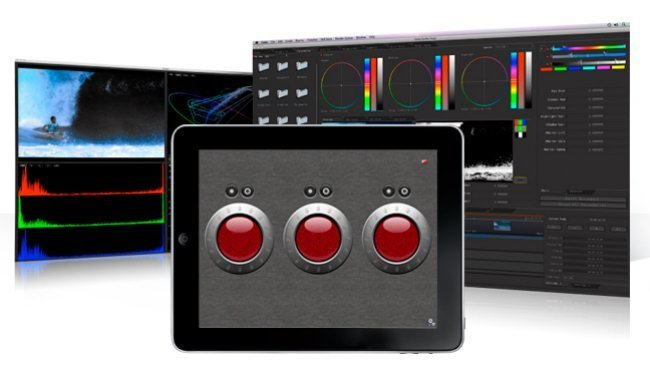 vWave Lite, controlador para Color