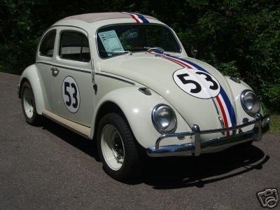 La réplica original de Herbie, en eBay