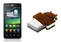 LG Optimus 2X comienza a recibir Android 4.0 (Ice Cream Sandwich) en Europa