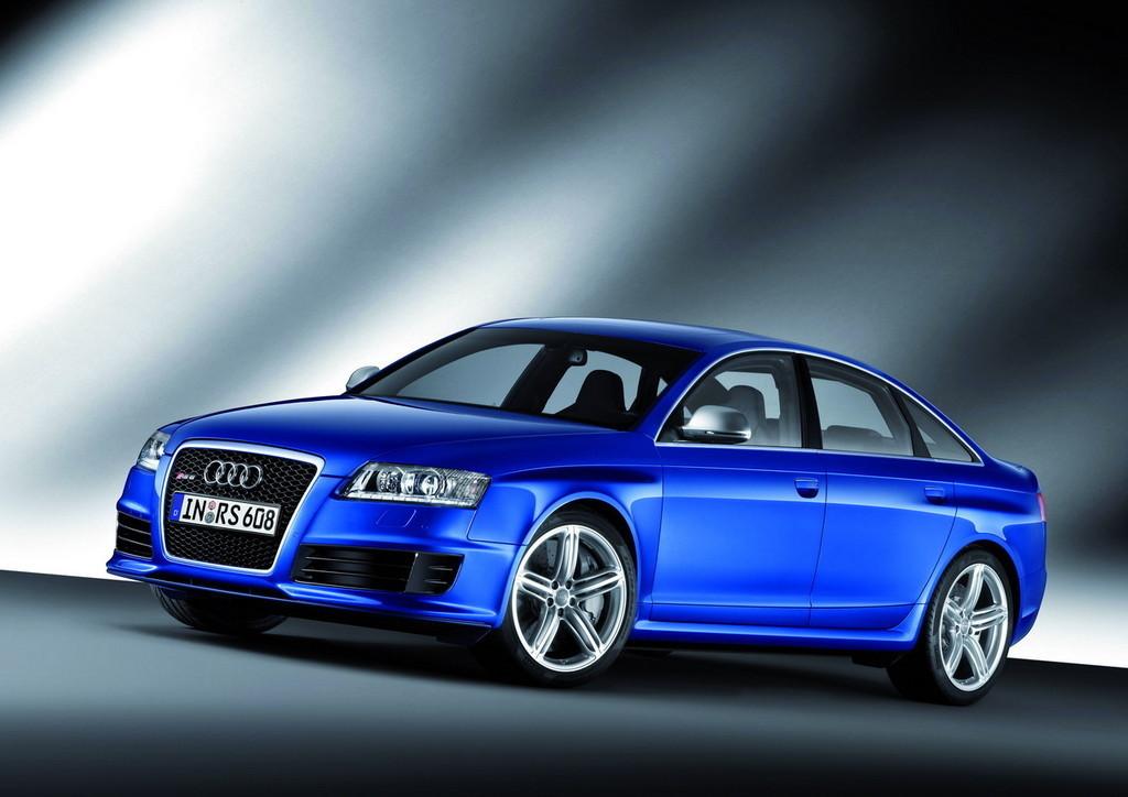 Foto de Audi RS6 sedán (5/12)