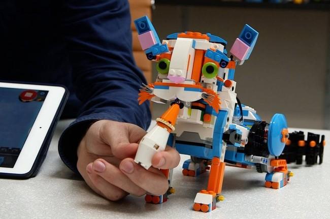 Tecnologia tablets y moviles lego boost es el sistema de - Construcciones de lego para ninos ...