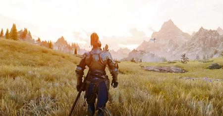 Esta colección de mods convierte a Skyrim en un juego distinto y terriblemente bello