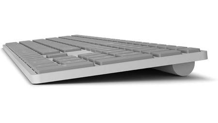¿Buscas seguridad en tu equipo? Ya puedes comprar el Microsoft Modern Keyboard con lector de huellas, aunque sólo en Estados Unidos