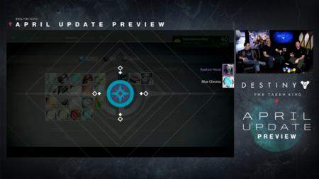 Destiny Actualizacion De Abril 5