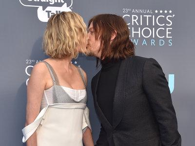 Love is in the air... Las parejas en los los Critics' Choice Awards