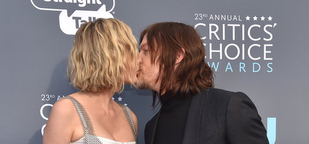Love is in the air... Las parejas en los los Critics' Choice Awards