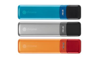 Chrome OS llega a los televisores en forma de dongle con el nuevo Asus Chromebit