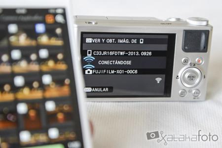 Fujifilm XQ1 wifi