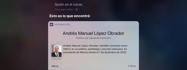 """Siri y la polémica con AMLO: por qué la inteligencia artificial de Apple reconocía al presidente de México con un """"apodo"""""""