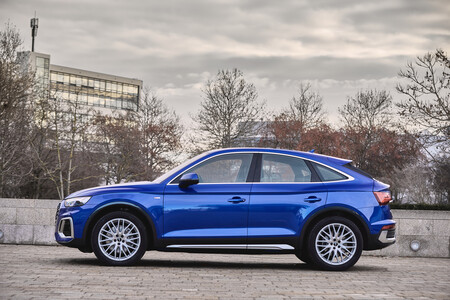 Audi Q5 Sportback precios versiones y equipamiento en México