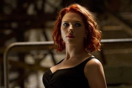 Scarlett Johansson, una vengadora más caliente que una patata asada