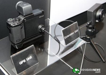 Ricoh GXR podría convertirse en algo más que una cámara