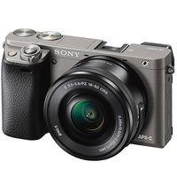 Sony Alpha 6000 con objetivo 16-50mm: una estupenda forma de iniciarte en fotografía por sólo 439,99 euros, hoy, en Amazon