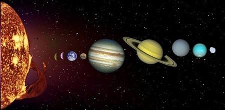 [Vídeo] Si reemplazáramos la Luna por algunos planetas