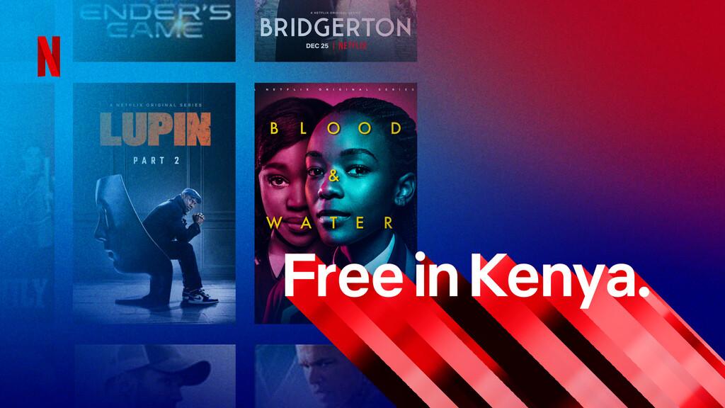 Lo último de Netflix ya no es un plan barato para móviles, sino uno gratis que permite ver 'La Casa de Papel' sin pagar en Kenia