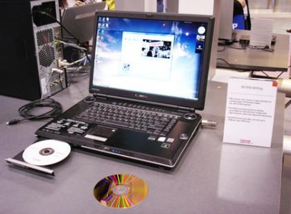 Usar el portátil como reproductor de alta definición