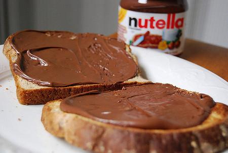 ¿Qué tanta Nutella estas comiendo?