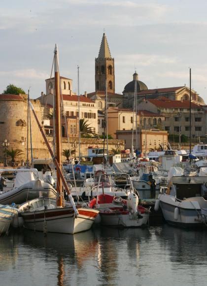 Alghero Puerto