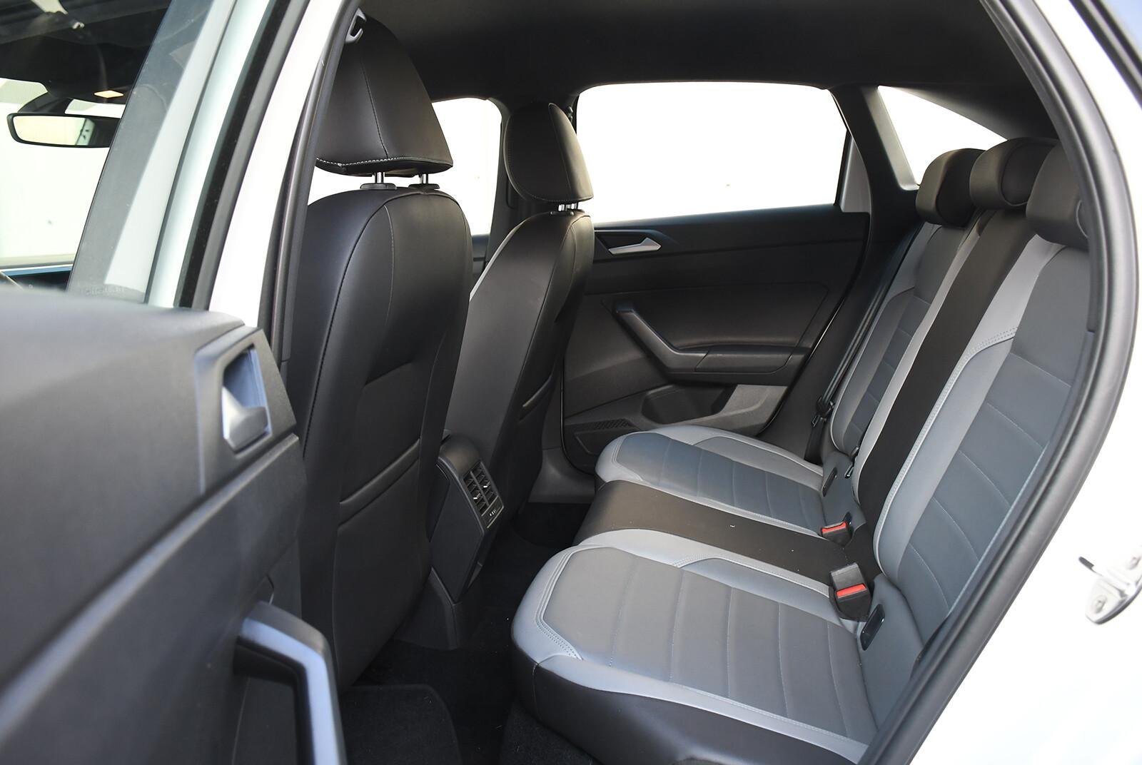 Foto de Volkswagen Nivus (prueba) (31/32)