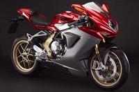 Motorpasión a dos ruedas: MV Agusta enamora con la F3 Serie Oro