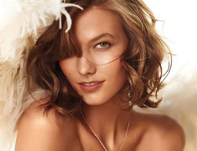 Karlie Kloss presta su rostro para Heavenly, la nueva fragancia de Victoria's Secret