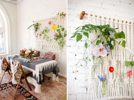 La semana decorativa: ¡ya es primavera en la blogosfera! Vuelven las flores y los colores alegres