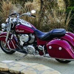 Foto 4 de 9 de la galería indian-springfield en Motorpasion Moto