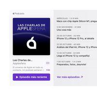 Los Podcast de Apple ya nos permiten insertar reproductores web para episodios y programas enteros