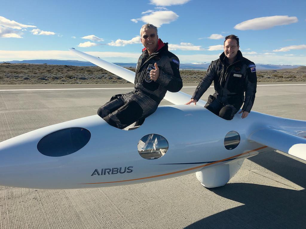 Airbus Perlan Mission Ii 2