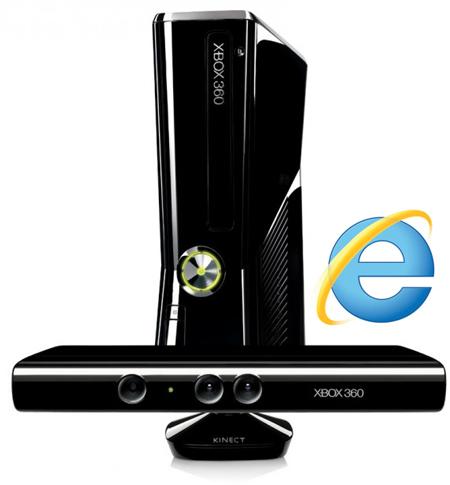 Microsoft planea integrar la navegación web en su Xbox 360
