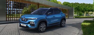 El Renault Kiger es un nuevo SUV con alma de Kwid y estilo de Captur, y le hace ojos a Latinoamérica
